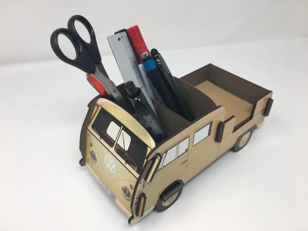 Stiftebox VW T1 -Doppelkabine