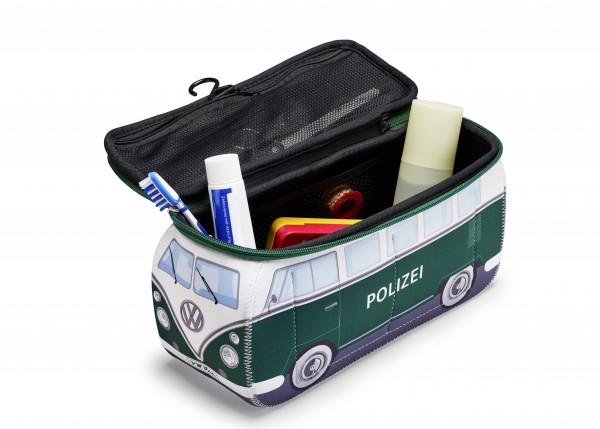 Kulturtasche im Polizeibulli Design