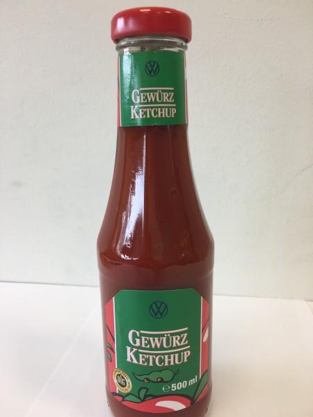 Original Volkswagen Gewürz Ketchup 500ml