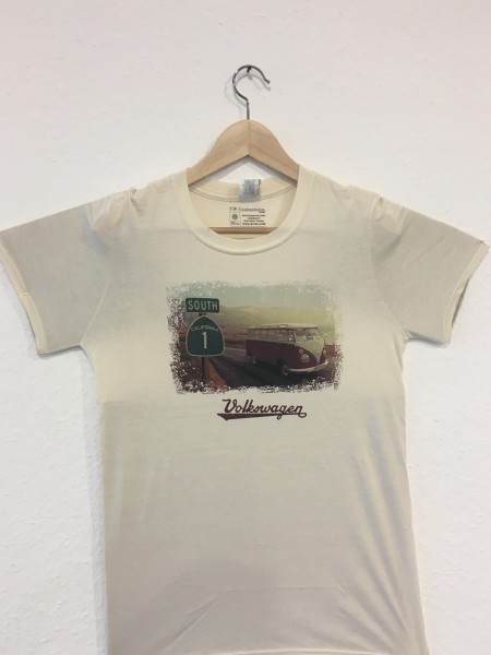 VW T1 Bus T-Shirt Unisex Highway Gr.XL