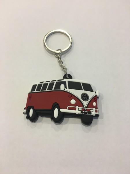 SchlüsselanhängerT1 Rot/Weiß