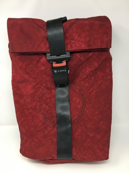 Rucksack Airpaq Unicolor-Rot