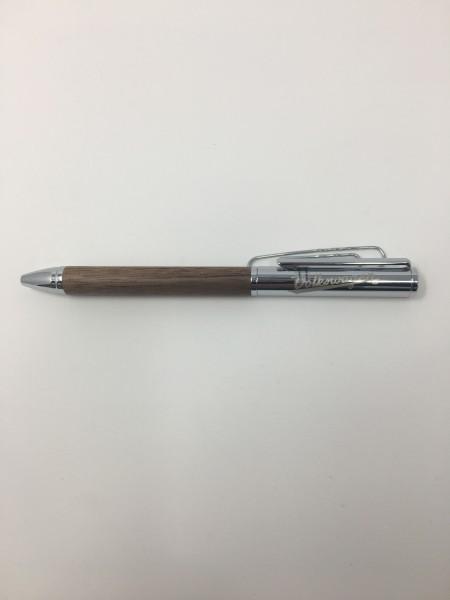 Kugelschreiber Holz/Metall